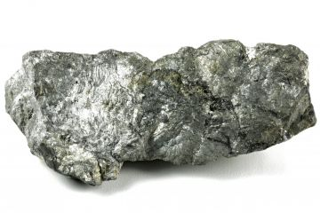 Search for antimony